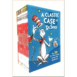 Детская коллекция книг A Classic Case of Dr. Seuss