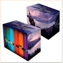 Детская коллекция книг The Complete Harry Potter Collection 7 Books (Гарри Поттер)