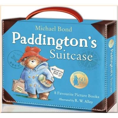 Набор детских книг Paddington Suitcase (Paddington Bear, Паддингтон, Michael Bond)