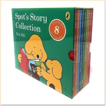 Spot's Story Collection 8 Books Set Pack by Eric Hill