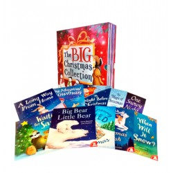 Детская коллекция The Big Christmas Collection 10 Books Box
