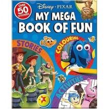 Disney My Mega Book of Fun: Pixar