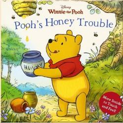 Детская книга Disney Winnie the Pooh: Pooh's Honey Trouble (Дисней, Винни Пух)