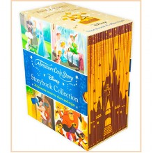 Детская коллекция книг Disney Treasure Cove 26 Story Book Collection