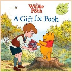 Детская книга Disney Winnie the Pooh: A Gift for Pooh (Подарок для Винни Пуха)