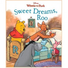 Детский сборник рассказов Disney Winnie the Pooh Sweet Dreams, Roo (Дисней, Винни Пух) Board book