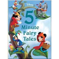 Детский сборник рассказов Disney 5-Minute Fairy Tales (5-Minute Stories)