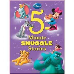 Детский сборник рассказов Disney 5-Minute Snuggle Stories (5-Minute Stories)