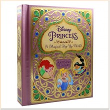 Disney Princess: A Magical Pop-Up World (Pop Up Books)