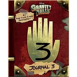 Детская книга Gravity Falls: Journal 3