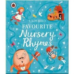 Детская книга Ladybird Favourite Nursery Rhymes (Любимые Детские Рифмы)