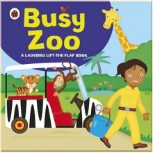 Детская книга Ladybird lift-the-flap book: Busy Zoo