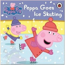 Детский сборник Peppa Goes Ice Skating (Peppa Pig, Свинка Пеппа)