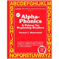 Детская книга Alpha-Phonics A Primer for Beginning Readers