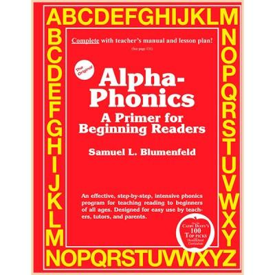 Детская книга Alpha-Phonics A Primer for Beginning Readers