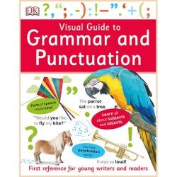 Грамматика английского языка для детей DK Visual Guide to Grammar and Punctuation