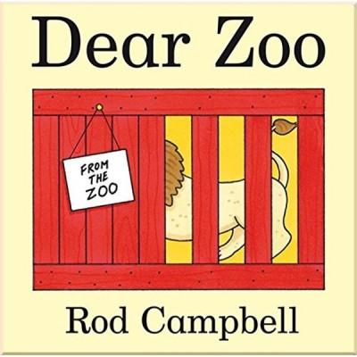 Детская книга Rod Campbell Dear Zoo