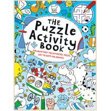 Детская книга The Puzzle Activity Book (Buster Activity)