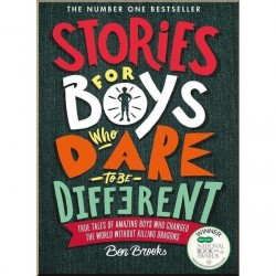 Детская книга Stories for Boys Who Dare to be Different (Ben Brooks)