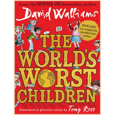 Детская книга The World's Worst Children (David Walliams)