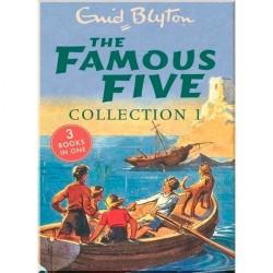 Детская книга Enid Blyton The Famous Five Collection 1 (Великолепная Пятерка, Books 1-3)