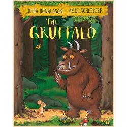 Детская книга The Gruffalo (Джулия Дональдсон)