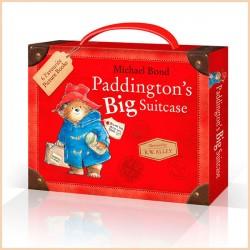 Набор детских книг Paddington's Big Suitcase (Паддингтон - Большой чемодан)