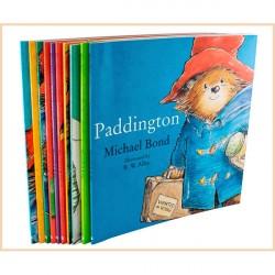 Детская коллекция книг Michael Bond Paddington Collection (10 Books)