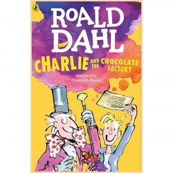 Детская книга Roald Dahl Charlie and the Chocolate Factory (Dahl Fiction, Чарли и Шоколадная Фабрика)