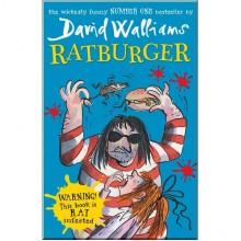 Детская книга Ratburger (David Walliams)