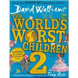 Детская книга The World's Worst Children 2 (David Walliams)