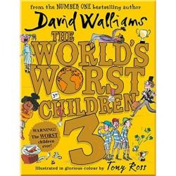 Детская книга The World's Worst Children 3 (David Walliams)