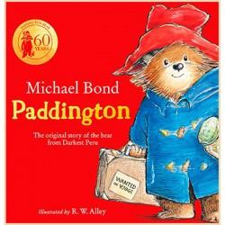 Детская книга Michael Bond Paddington (Паддингтон)