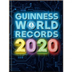 Детская книга Guinness World Records 2020 New edition