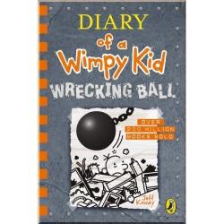 Детская книга Diary of a Wimpy Kid: Wrecking Ball (Дневник слабака, 14-ая книга)