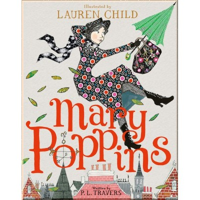 Детская книга Mary Poppins: Illustrated Gift Edition