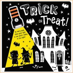 Детская книга Trick or Treat!