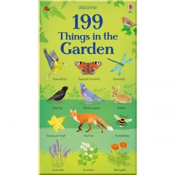 Детская книга Usborne 199 Things in the Garden