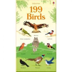Детская книга Usborne 199 Birds