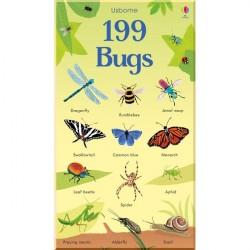 Детская книга Usborne 199 Bugs