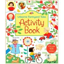 Usborne Farmyard Tales Activity Book