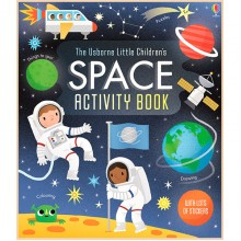 Usborne Little Children's Space Activity Book