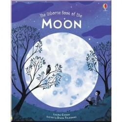 Детская книга Usborne Book of the Moon