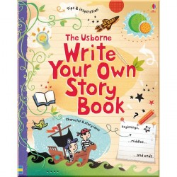 Детская книга Usborne Write Your Own Story Book