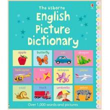 Детский словарь английского языка в картинках The Usborne English Picture Dictionary