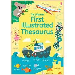 Детский словарь английского языка в картинках Usborne First Illustrated Thesaurus