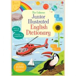 Детский словарь английского языка в картинках Usborne Junior Illustrated English Dictionary