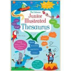 Детская книга Usborne Junior Illustrated Thesaurus (James Maclaine)
