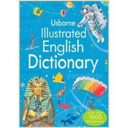 Детский словарь английского языка в картинках Usborne Illustrated English Dictionary