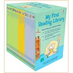 Детская коллекция книг Usborne My First Reading Library (50 Books)